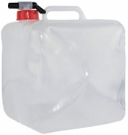 10 ltr Collapsible Folding Water Carrier with Tap
