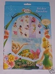 **Discontinued** Disney Tinker Bell Sticker Paradise