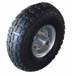 Blackspur 10'' x 3.5/4 Spare Pneumatic Tyre (Trolley Wheel)