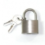 Tri-Circle Stainless Steel Padlock (TL970) 70mm