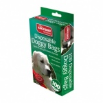 Kingfisher Disposable Doggy Bags 100pcs [BBDOG]