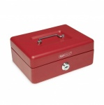 8'' Cash Box - Red