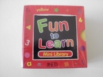 **Discontinued** Fun To Learn Mini Library Books