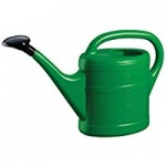5ltr Watering Can - Green/Red