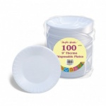100pc 9'' Thermo Disposable