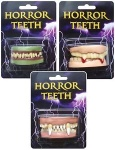 TEETH HORROR HALLOWEEN 3 ASTD
