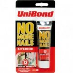Unibond No More Nails Mini Tube - Interior
