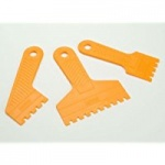 Plasplugs Adhesive Spreader Set Pk3 (AS225)