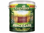 Cuprinol Cx One Coat Timbercare Autumn Red 6Ltr