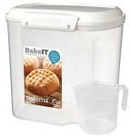 Sistema Bakery Range Food Box 2.4Ltr With Cup