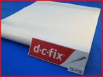 DC Fix Decorative Self Adhesive Film 45cm x 15m Plain Matt White (F2000100)