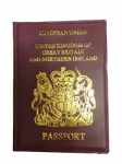 Euro Passport Leather Case of UK (GHS1892)