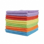 Heavyweight Microfibre Cloth 320gsm 10pk Asst.