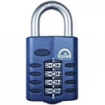 Combination Padlock (Recodable)