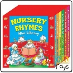 **Discontinued** Nursery Rhymes Mini Library