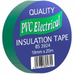 PVC Electrical BS3924 Green 20m
