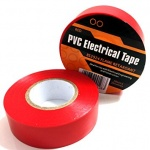 PVC Electrical BS3924 Red 20m