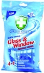 Greenshield Glass & Window Surface Wipes