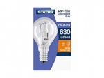 Status 42W Halogen Round SES Clear 1pk