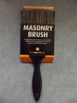 Taskmasters Masonry Brush 4''