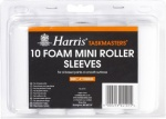 Taskmasters Mini Roller Sleeves 10 Pack : Gloss