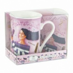 Colours Hairstylist Mug / Coaster