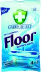 Greenshield Anti Bacterial Floor Surface Wipes