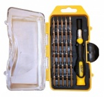 Rolson Tools Ltd 31pc Precision Screwdriver Set 28290