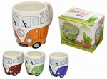**Discontinued** Ceramic Surf Bus Mug