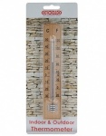 Apollo Wall Thermometer Beech