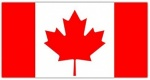 Flag Canada 5ft x 3ft.