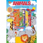 **Discontinued** ANIMALS STICKER PARADISE