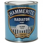 Hammerite Radiator Gloss White 500ml