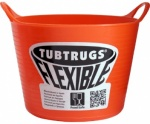**** Tubtrug Micro Tub Orange