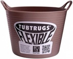**** Tubtrug Micro Tub Coffee