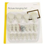 17PC WALL HOOKS/NAILS