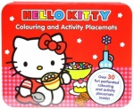 HELLO KITTY ACTIVITY PLACEMAT
