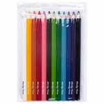 Bright 25cm Jumbo Pencil - Asst.