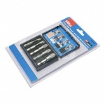 5pc HSS Screw and Drill Bit Extractor Set
