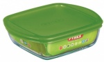 Cook & Store Special Square Dish with Lid 2.2 Ltr.