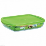 Cook & Store Special Rect. Dish with Lid 1.6 Ltr.