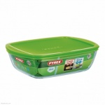 Cook & Store Special Rect Dish with Lid 1.1 Ltr.