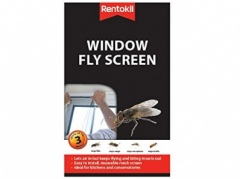 ****Rentokil Window Fly Screen