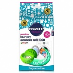 Ecozone Ecoballs Refills 1000 SENSITIVE FRAGRANCE FREE