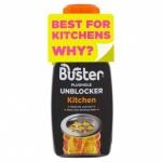 Buster Kitchen One Shot Unblocker 200g