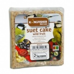 Kingfisher Suet Cake with Wild Fruit [BFSC03]