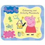 **Discontinued** Peppa Pig Placemat