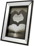 4x6 Mirror Style Photo Frame