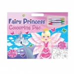 **Discontinued** Fairy Princess Artist Pad