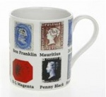 **Discontinued** Educational Stamps Mug